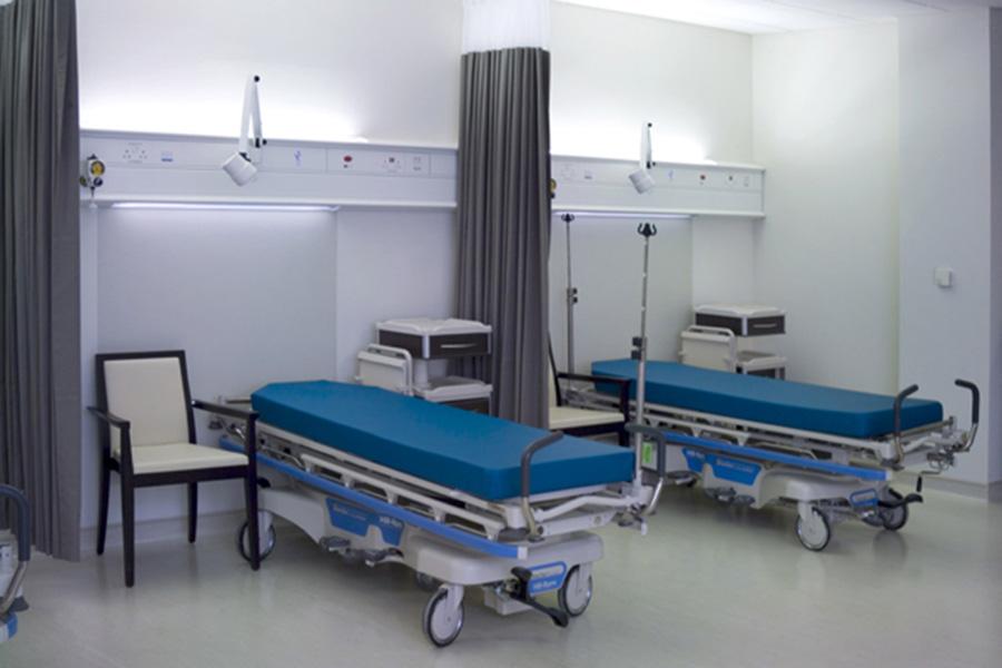 Beacon Hospital Interiors
